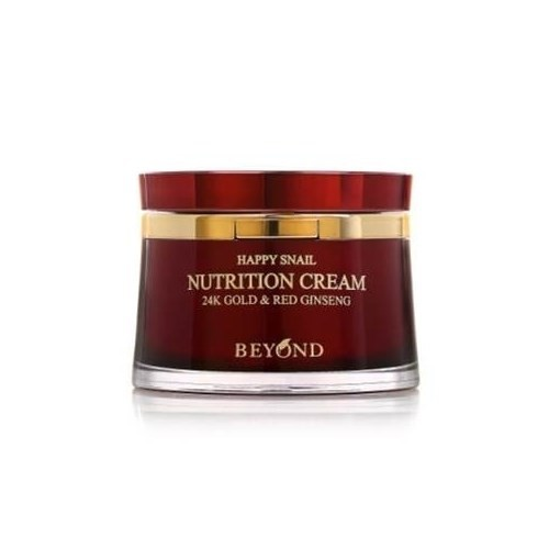 Beyond Happy Snail Nutrition Cream 24K Gold & Red Ginseng