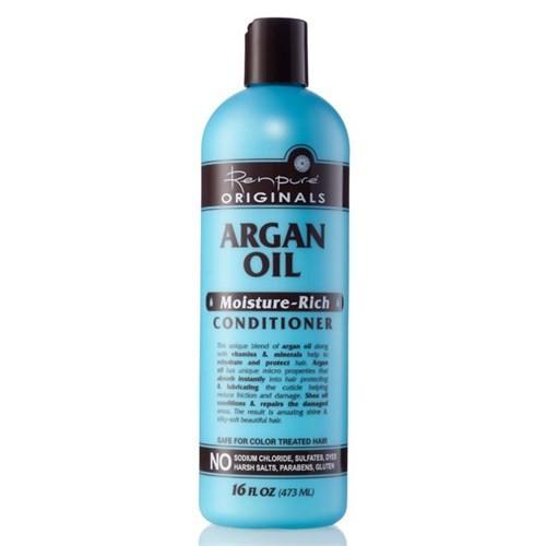 Renpure Moisture - Rich Conditioner 473Ml - Argan Oil Nemlendirici Saç Kremi