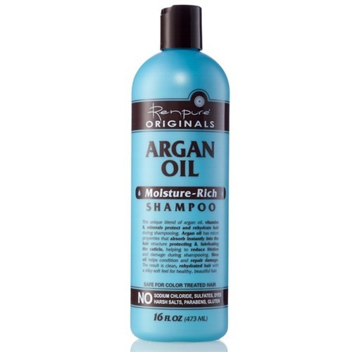 Renpure Originals Argan Oil Moisture Rich Shampoo 473 Ml - Argan Oil Saç Şampuanı