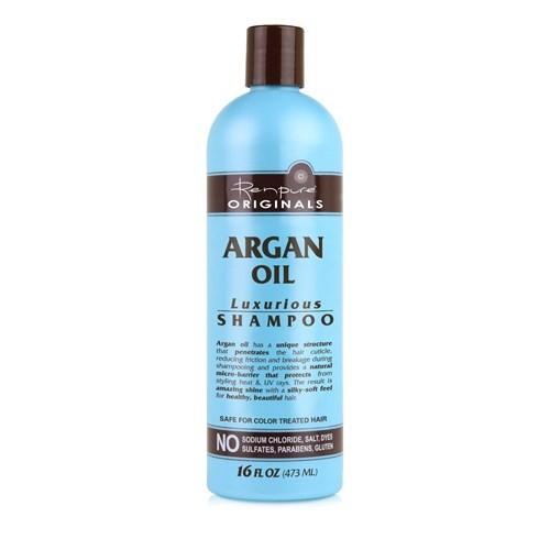 Renpure Luxurious Shampoo 473Ml - Argan Oil Onarıcı Şampuan
