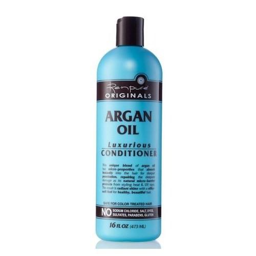Renpure Argan Oil Luxurious Conditioner 473Ml - Argan Oil Onarıcı Saç Kremi