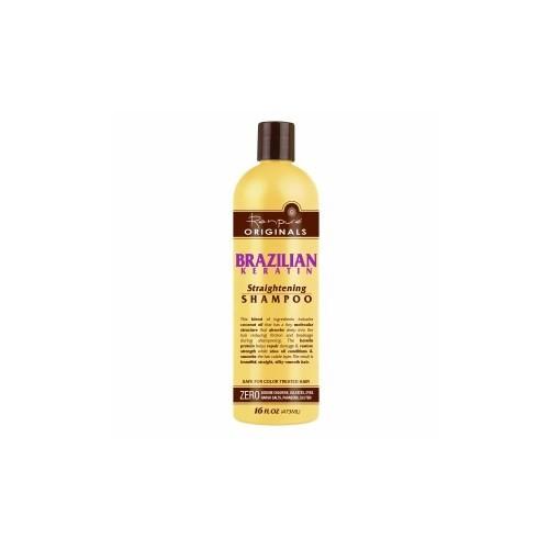 Renpure Brazilian Keratin Straightening Shampoo 473Ml - Düzleştirici Şampuan