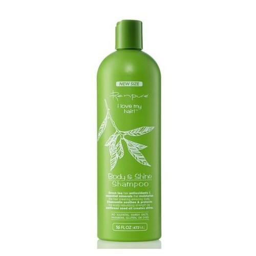 Renpure Body Shine Shampoo 473Ml - Hacim Ve Parlaklık Veren Şampuan