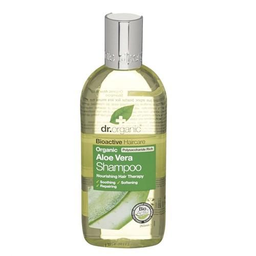 Dr. Organic Organik Aloe Vera Saç Şampuanı