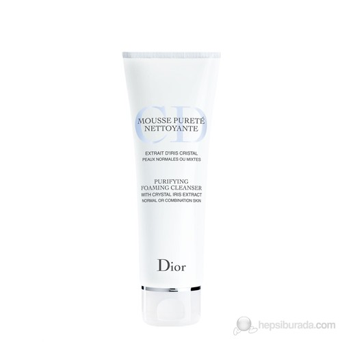 Dior Purifying Foaming Cleanser 125 Ml