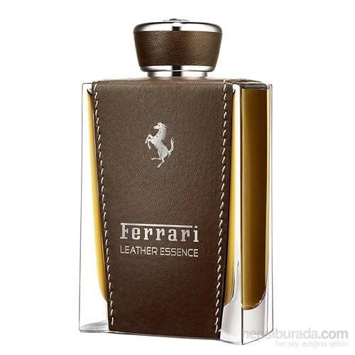 Ferrari Leather Essence Edp 100 Ml Erkek Parfümü