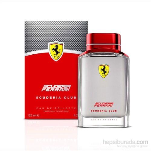 Ferrari Scuderia Club Edt 125 Ml Erkek Parfümü
