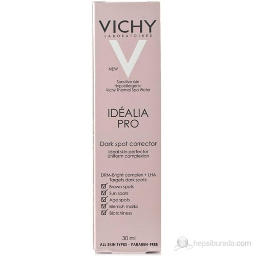 Vichy İdelia Pro 30 Ml