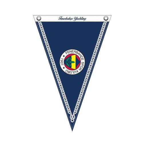 Fenerium 40X60 Lacivert Fenerbahçe Yachtıng Tekne Bayrak