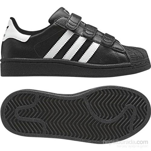 Adidas G61156 Superstar Çocuk Ayakkabı