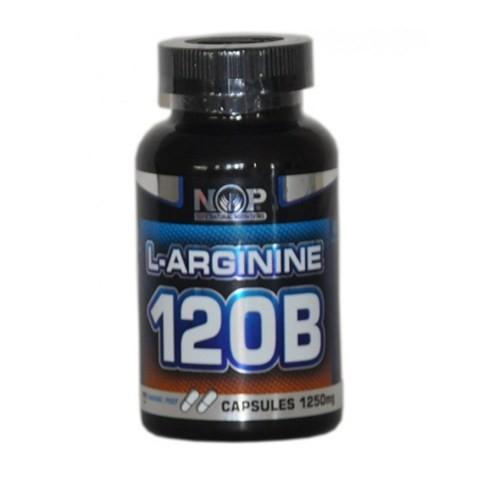 Sepe Natural Nop L-Arginine & Vitamin B (120 Capsules X 625Mg)