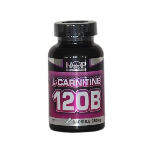 Sepe Natural Nop L-Carnitine & Vitamin B (120 Capsules X 650Mg)