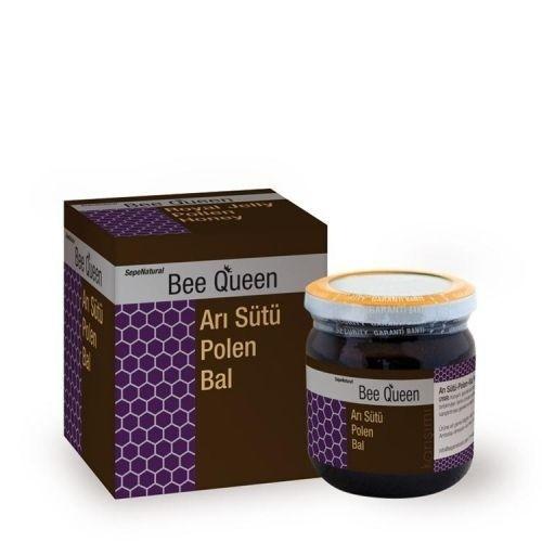 Sepe Natural Bee Queen Arı Sütü + Polen + Bal 230 Gr
