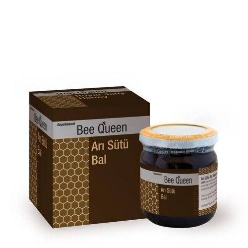 Sepe Natural Bee Queen Arı Sütü + Bal 240 Gr