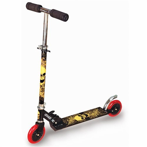İnter Spor Excess 10 Cm Scooter Siyah