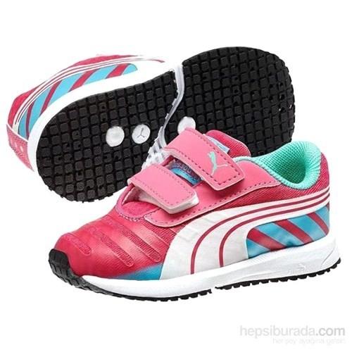 Puma Fass 300 V3 V Kids Spor Ayakkabı