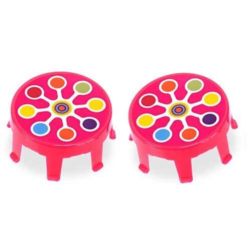 Micro Wheel Whizzer Neon Dots mcr.AC4522