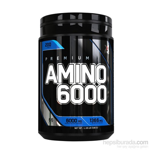 Xpro Nutrition Amino 6000 (2000mg.)