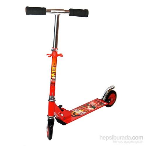 Cars Tekerlekli scooter