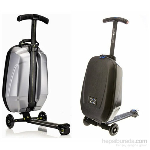 Micro Luggage Iı Scooter Valizli Mcr.Ml0007