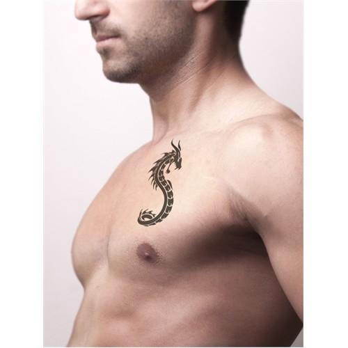 One Spray Tattoo Yılan Saldırısı