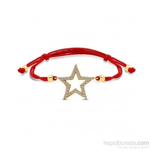 Aslaner Yıldız Altın Bileklik
