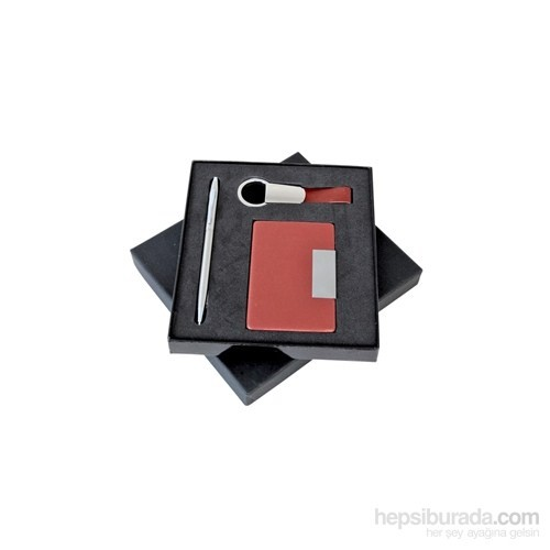 Forentina Kalem, Kartvizitlik ve Anahtarlık Set FR0155