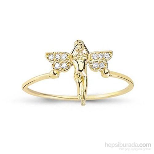 Melis Gold Melek Yüzük Ay0000177