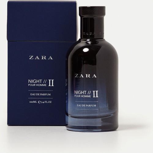 Pour 2 Eau Ml De Zara Parfüm Homme 100 Night ybfvY76g
