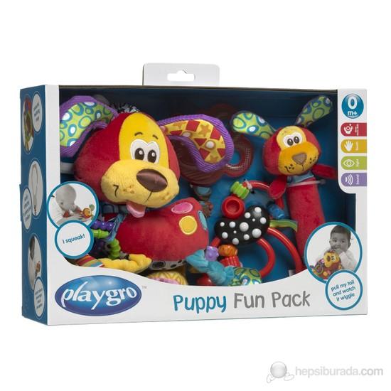 Playgro Köpek Hediye Paketi