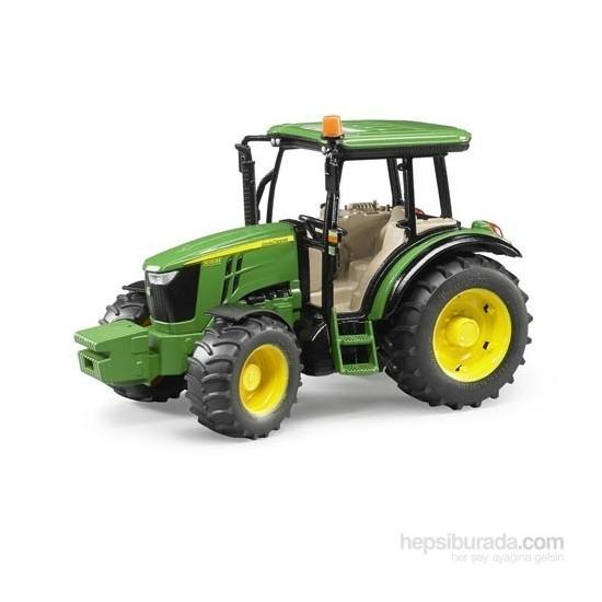 Bruder John Deere 5115M Traktör BR02106