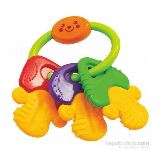 Prego Toys 0010 Emzik Çıngırak