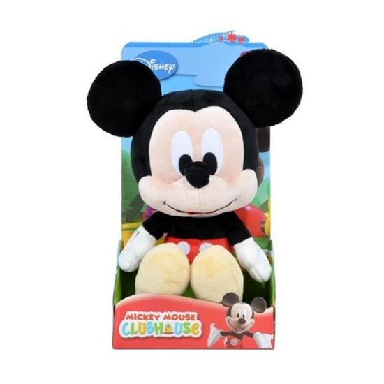 Sun-Lfn-Pelus Bg. Head Mickey Baby 25 Cm.(Mmch)