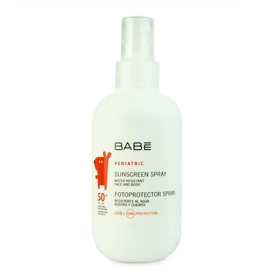 Babe Pediatrik Güneş Koruyucu Spf 50+ Spray 200 Ml