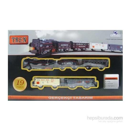 Vardem Express Tren Set 19 Parça