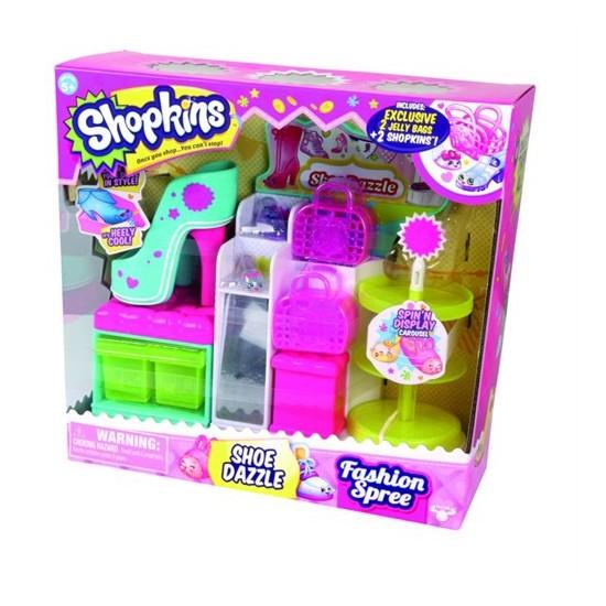 Shopkins Cicibiciler Moda Oyun Setleri Gph56032