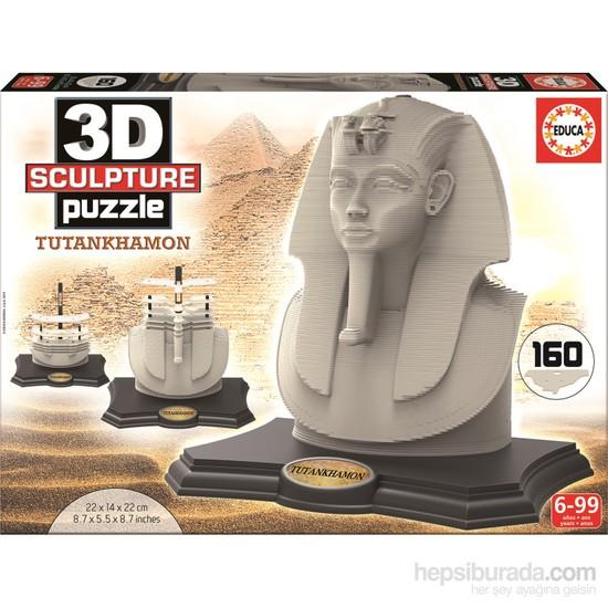 Educa 3D Heykel Puzzle Tutankhamon