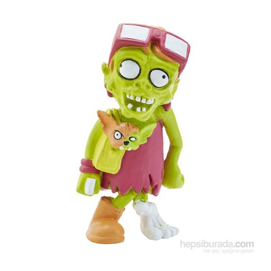 Zombiezz Seri 2 / Tikky Kız