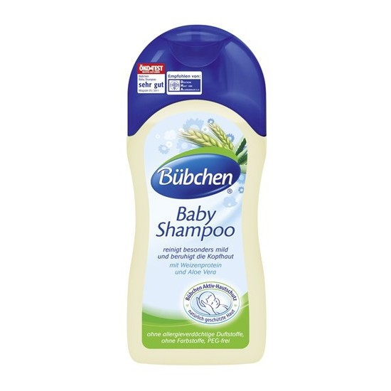 Bübchen Bebek Şampuanı (Kinder Shampoo) 200 ml