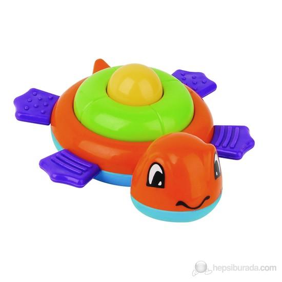 Tanny Neşeli Kaplumbağa Çıngırak