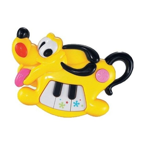 Weidey Mini Köpek Piyano Müzikli Işıklı