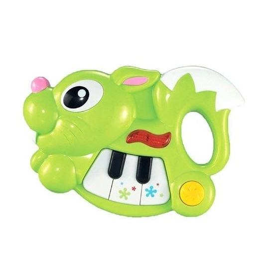 Weidey Mini Tavşan Piyano Müzikli Işıklı