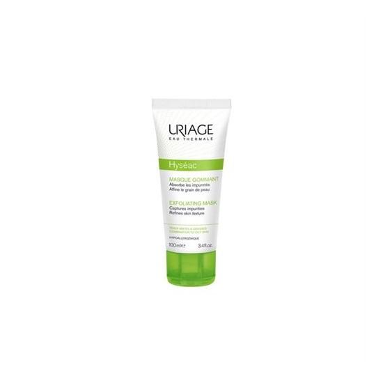 Uriage Hyseac Exfoliating Mask 100ml - Karma ve Yağlı Ciltler İçin Peeling Etkili Maske