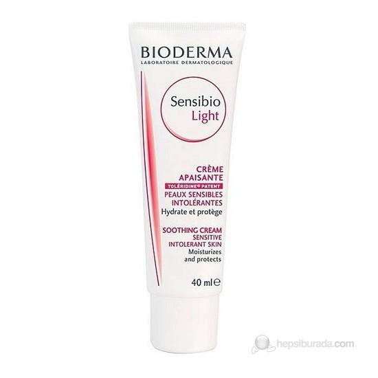BIODERMA Sensibio Light Cream 40 ml