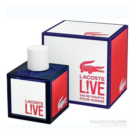 Lacoste Live Pour Homme Edt 100 Ml Erkek Parfümü