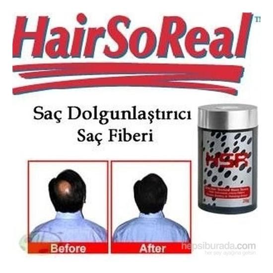 HSR Hair So Real Saç Fiberi 28 Gr. Siyah