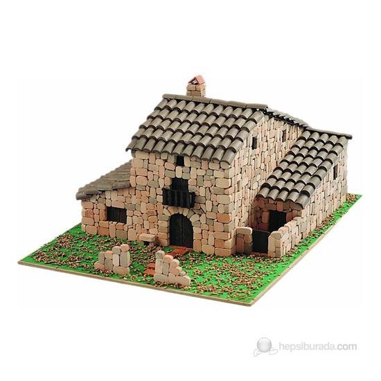Casa Rural El Caserio Taş Maket