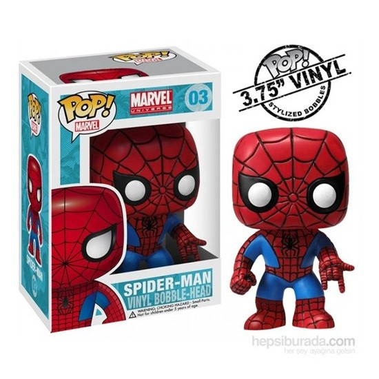 Funko POP Figür - Marvel Spiderman