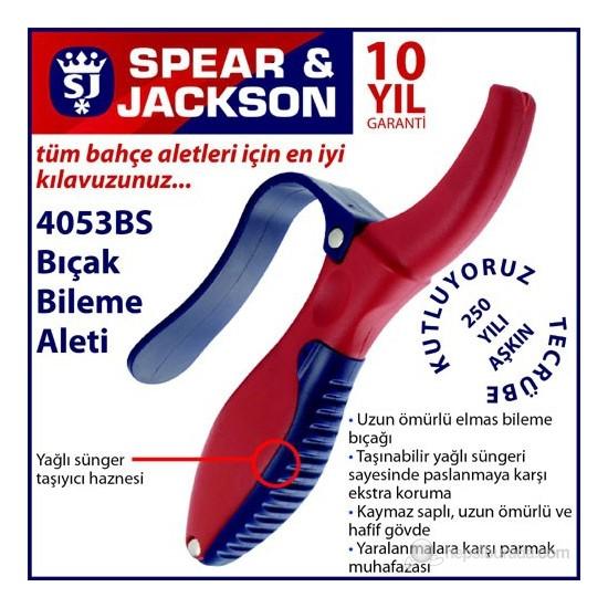 Spear And Jackson 4053Bs Bıçak Bileme Aleti