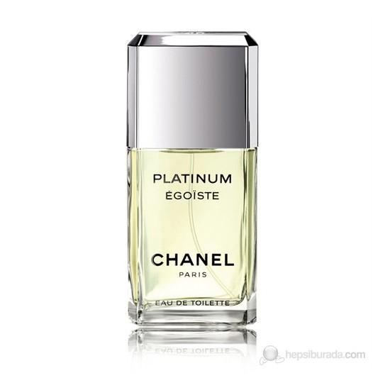 Chanel Egoiste Platinum Edt 100 Ml Erkek Parfümü